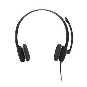 ステレオヘッドセット Stereo Headset H151 ロジクール H151R