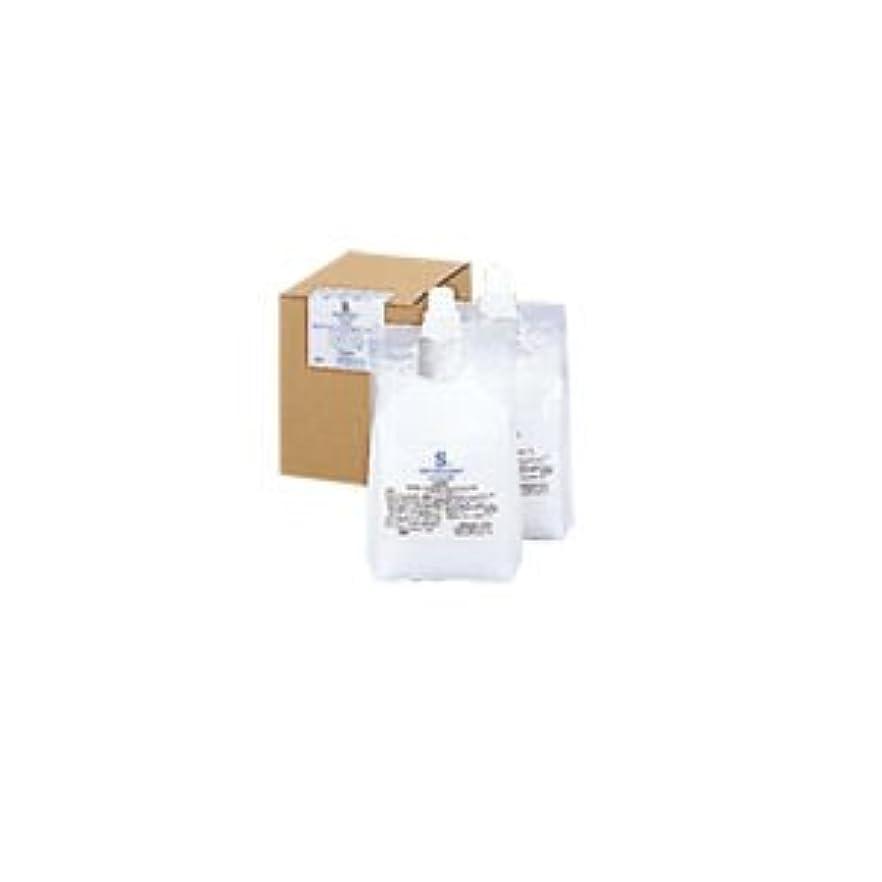 会社珍しい数ナカノ センフィーク コンディショナー スムース 3000ml(1500ml×2)レフィル