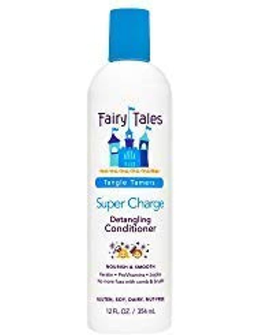 Tarte 童話スーパーチャージもつれ解除コンディショナー - 12液量オンス - 2PC 12オンス