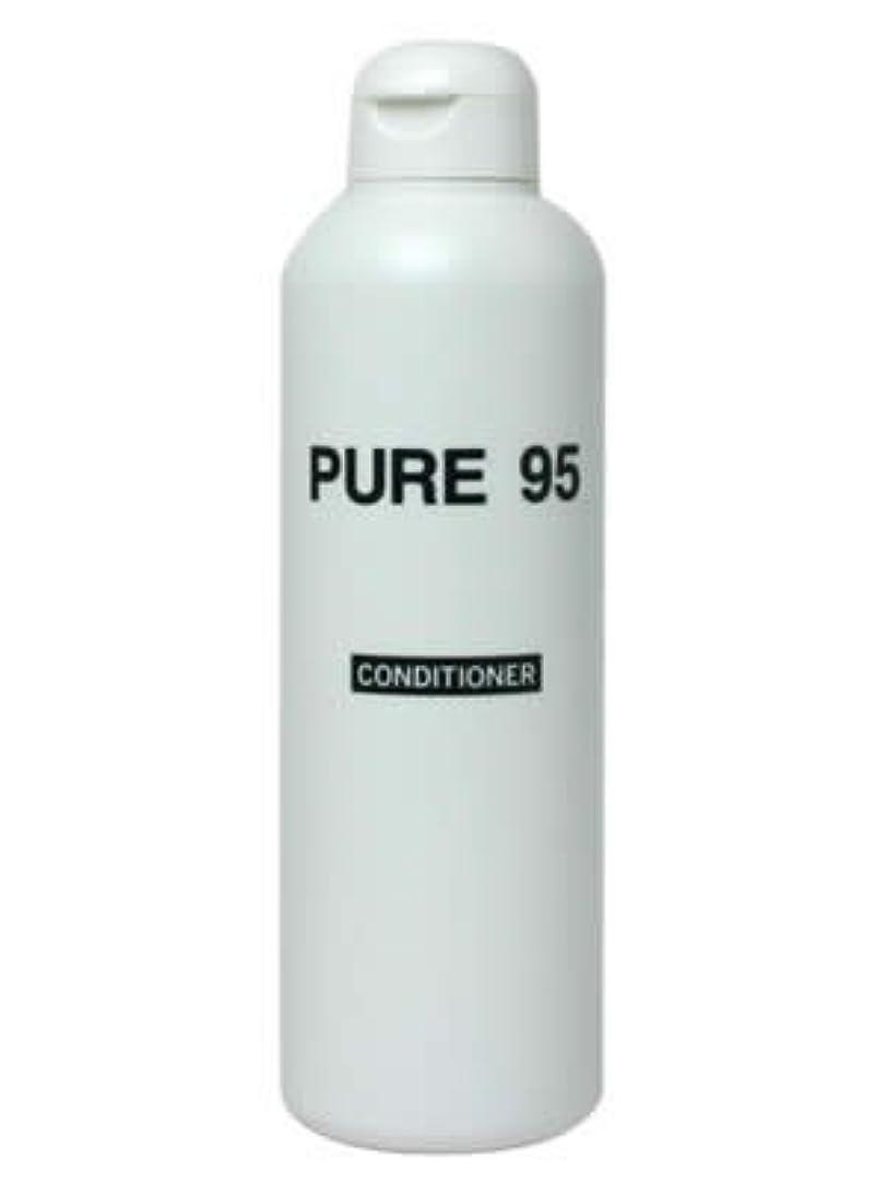 まどろみのある冷凍庫花に水をやるパーミングジャパン PURE95 コンディショナー 300ml