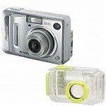 富士フイルム デジタルカメラ FinePix A500防水セット FX-A500WPS