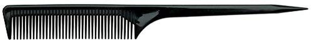 苦しみ代わりにを立てるファイバDiane D7115 Ionic Wide Tooth Tail Comb [並行輸入品]