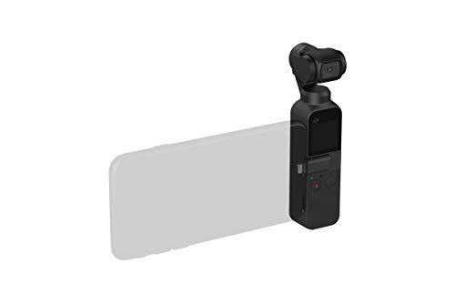 『【国内正規品】 DJI OSMO POCKET (3軸ジンバル, 4Kカメラ)』の4枚目の画像