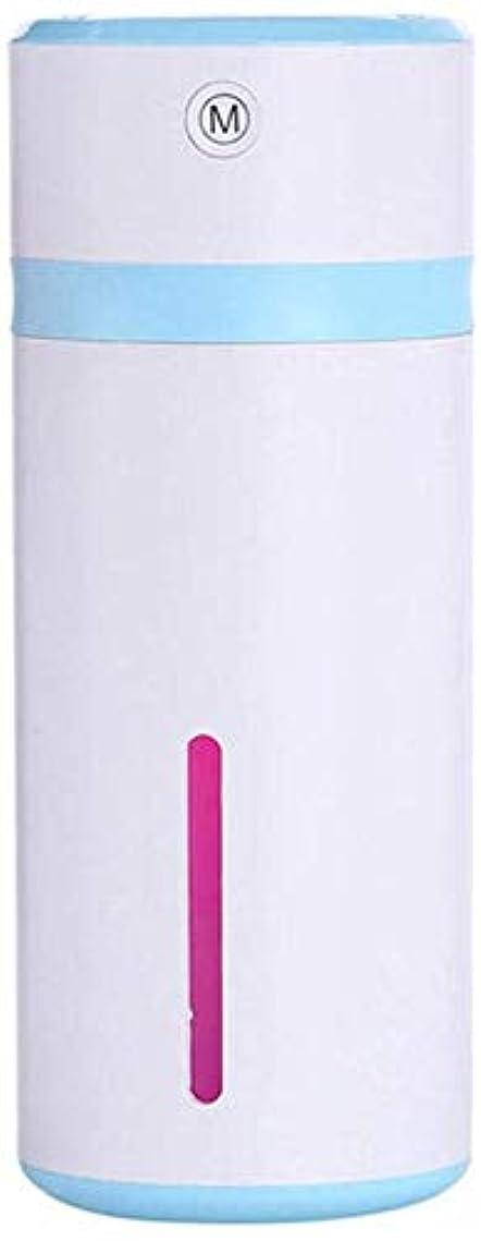 素晴らしい真夜中ミュウミュウSOTCE アロマディフューザー加湿器パーフェクトベッドサイドコンパニオン美しい装飾湿潤環境思慮深いギフトカーベッドルームエッセンシャルオイル (Color : Robin Egg Blue)