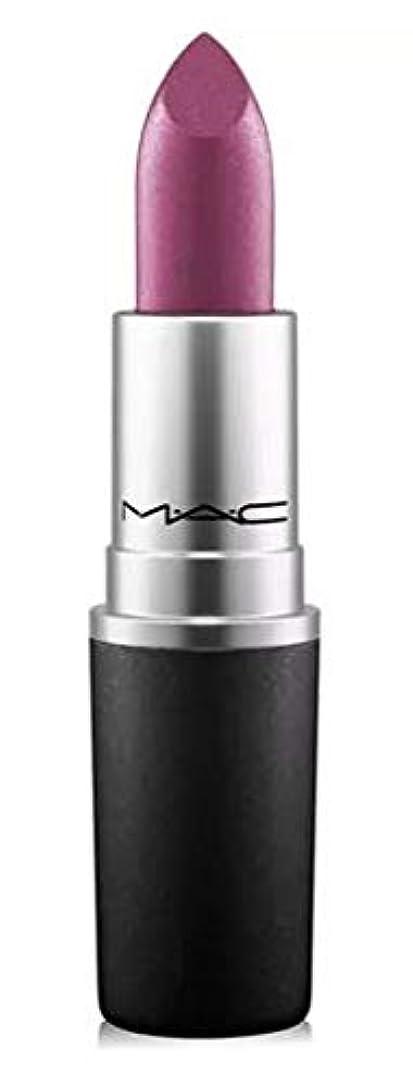 無限大ドライ拒絶マック MAC Lipstick - Plums Odyssey - spiked-up plum (Frost) リップスティック [並行輸入品]
