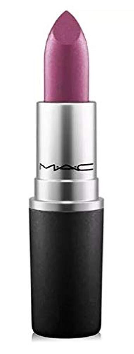 そしてアジテーションオーバードローマック MAC Lipstick - Plums Odyssey - spiked-up plum (Frost) リップスティック [並行輸入品]