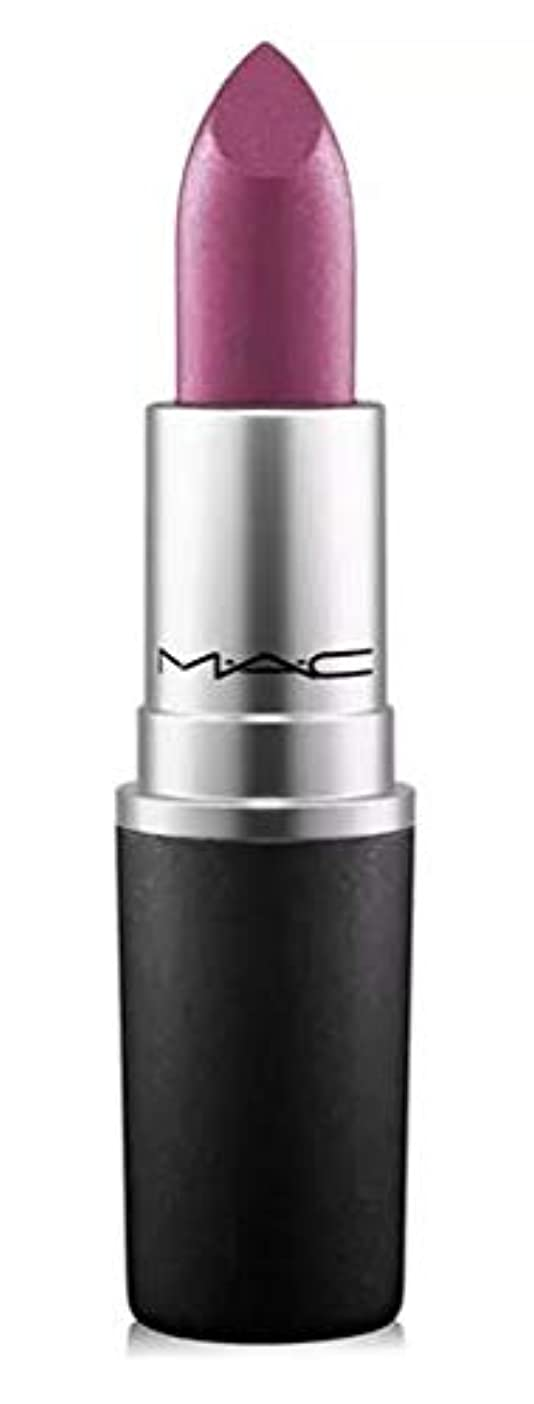 白鳥ズボン維持マック MAC Lipstick - Plums Odyssey - spiked-up plum (Frost) リップスティック [並行輸入品]