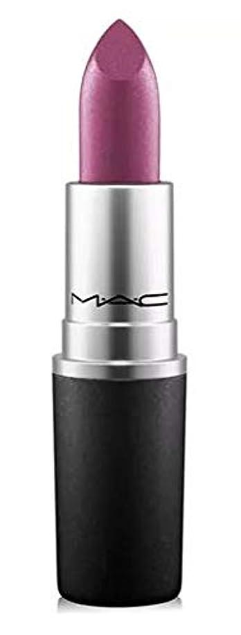 トンネル赤字無効にするマック MAC Lipstick - Plums Odyssey - spiked-up plum (Frost) リップスティック [並行輸入品]