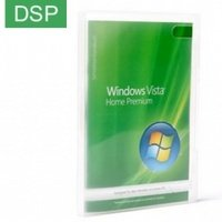 Windows Vista Home Premium 32bit 日本語【SP1適用済み】(DVD-ROM OEM版)+中古メモリセット