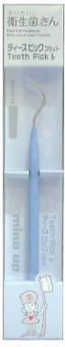 衛生歯さん ティースピック フラット