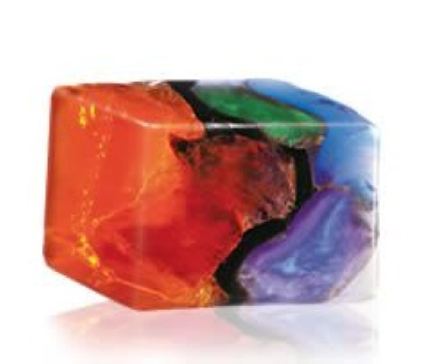 露出度の高い狂人後方Savons Gemme サボンジェム 世界で一番美しい宝石石鹸 フレグランスソープ ファイアオパール 170g【日本総代理店品】