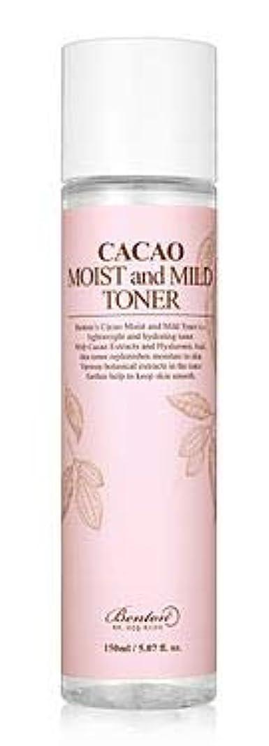 バルーントン一般的に言えば[Benton] Cacao Moist and Mild Toner 150ml /[ベントン] カカオモイスト & マイルド トナー150ml [並行輸入品]