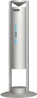岩崎電気 循環式紫外線空気清浄機 エアーリア 15Wタイプ シルバー  FEST15120EL1