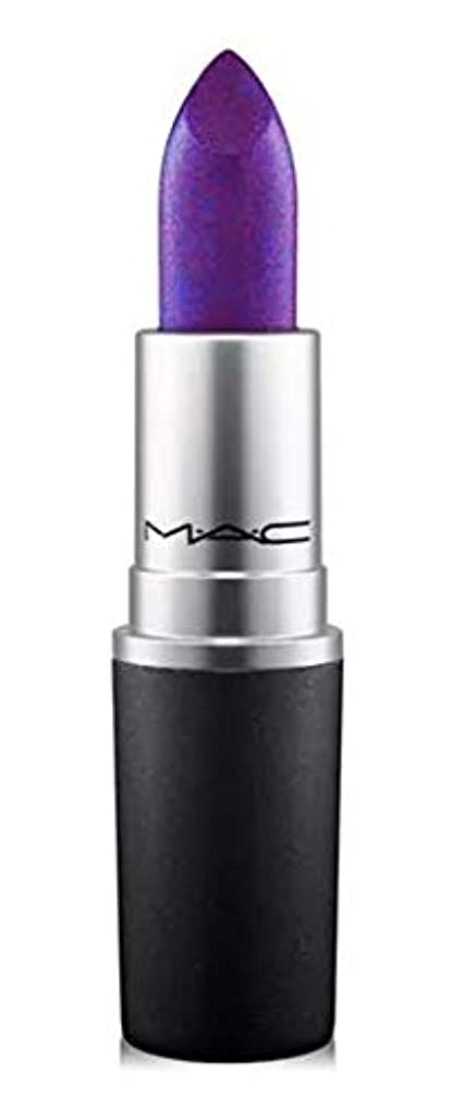 メリー橋未亡人マック MAC Lipstick - Plums Model Behaviour - clean violet with blue pearl (Frost) リップスティック [並行輸入品]