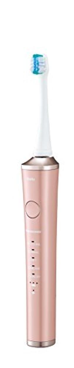 境界ディスク騒々しいパナソニック 電動歯ブラシ ドルツ ピンク EW-DP51-P