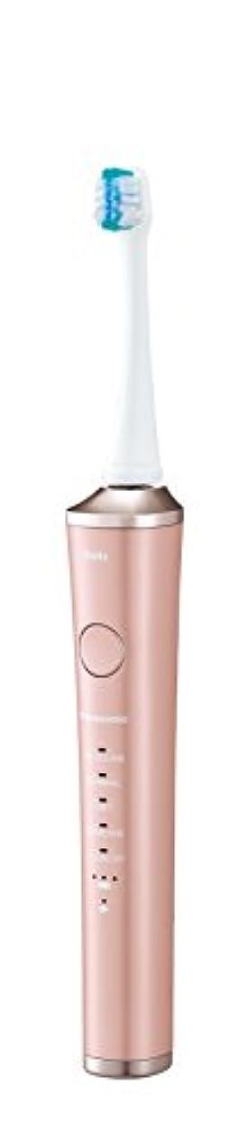 カリキュラム起点弱いパナソニック 電動歯ブラシ ドルツ ピンク EW-DP51-P