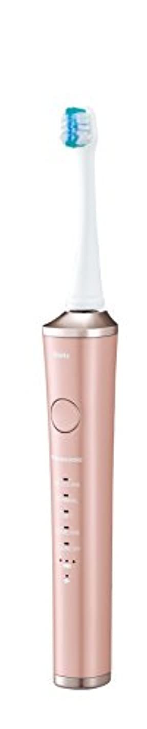 レールセットするチーフパナソニック 電動歯ブラシ ドルツ ピンク EW-DP51-P