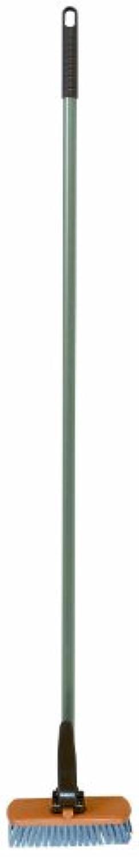 アズマ 『タイルやコンクリート掃除に』 縦横デッキブラシ HW287