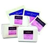Reliance x8500 Sterile Wound Non Woven綿棒4プライ5 x 5 cm by Reliance