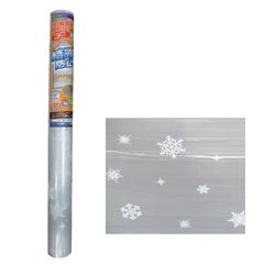 ユーザー 水で貼る 断熱結露防止シート スーパークリスタル90 窓ガラス