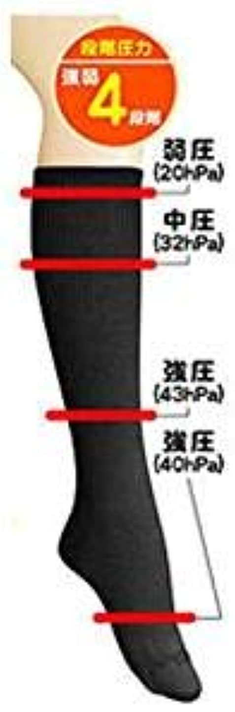引き金何でも壮大な超美圧ソックス ブラック