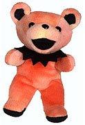 Grateful Dead ~ Bean Bear ~ Sugaree Bear ~ Plush Toy