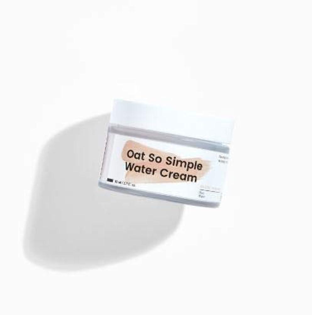砂妥協ロードハウス[Krave] Oat So Simple Water Cream 80ml [並行輸入品]