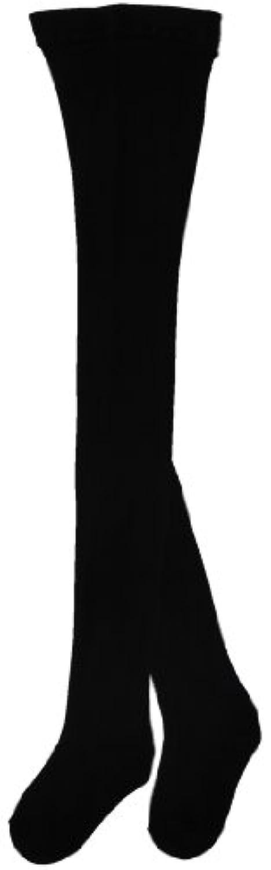 ベビーストーリー ベビー&キッズ綿混タイツ 黒 120cm NM10001
