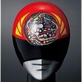 スーパー戦隊シリーズ スーパー戦隊マスクコレクションI 赤の伝説  「 04  デンジレッド 」 単品