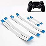 6PCS Sony PS4 Controller 12 Pin 14 Pin Charging Board Flex Cable 10 Pin Touch Pad Flex Ribbon Cable