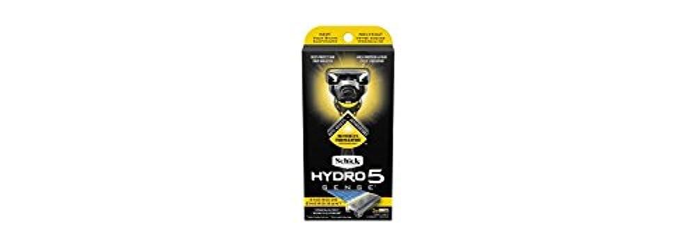 数あまりにもターゲットSchick Hydro5 Sense Energize 1 handle + 2 razor blade refills シックハイドロ5 センス?エナジー 本体1個+剃刀刃2個 [並行輸入品]