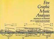 Alfred Publishing 06-222942 Five Graphic Music Analyses