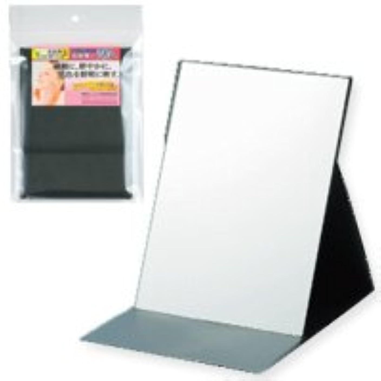 櫛主観的フェミニンBE CLEAR プロ仕様 鏡 折立ミラー YBC-1201