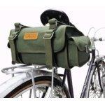 OSTRICH(オーストリッチ) サドルバッグ S-2 グリーン