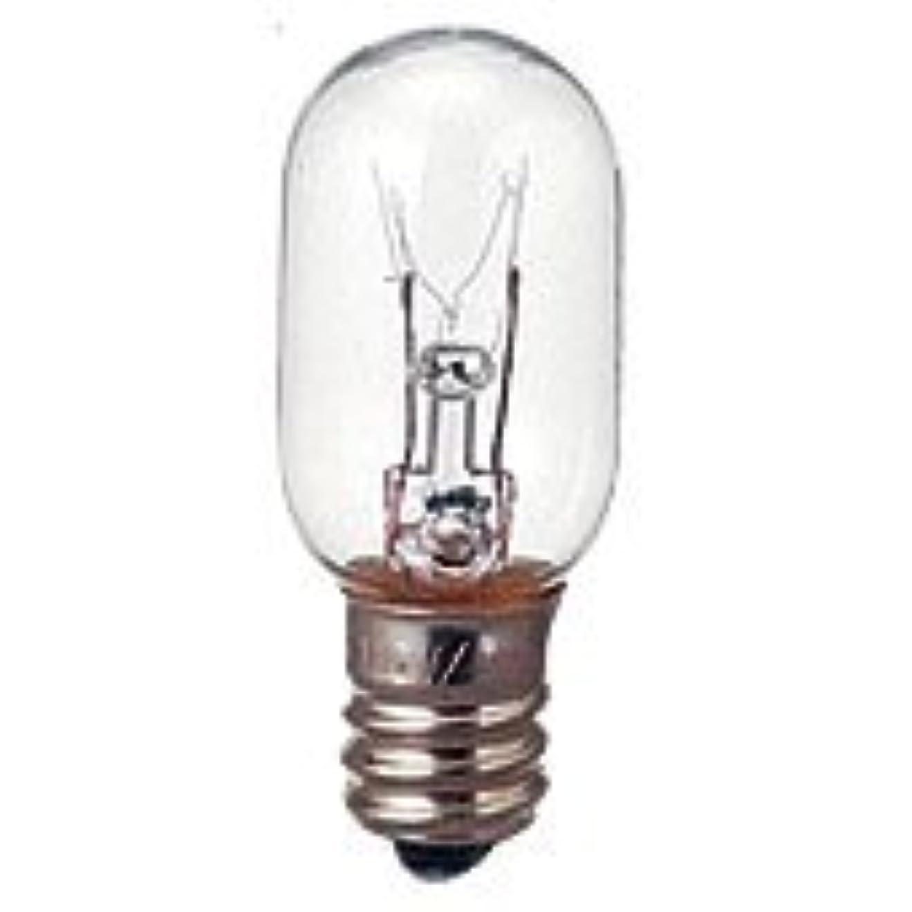 例代替盗賊生活の木 オールナイト用電球(5W)