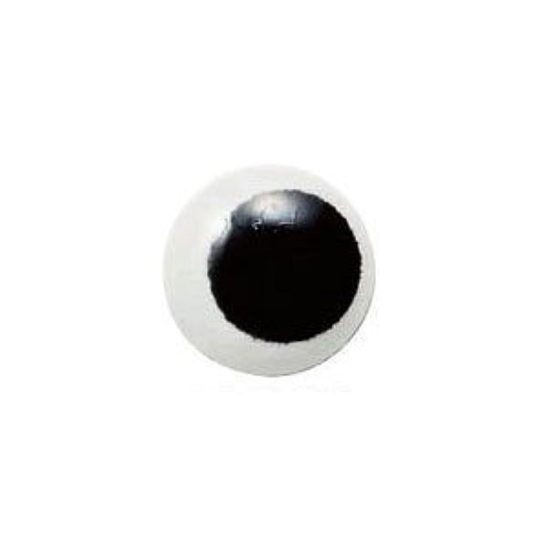 海岸召集する正確に【NAKAZIMA/ナカジマ】アイボールシート Φ12mm ワッペンタイプ目玉 ハンドメイド用品 手作り ルアー作り