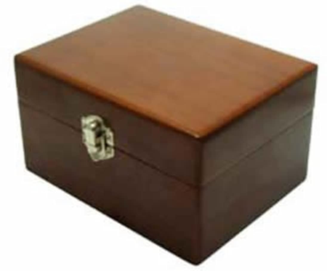 虹化石一貫性のないアロマアンドライフ エッセンシャルオイルボックス 12本収納