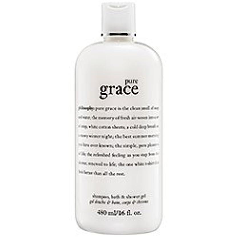 最初はクリケット通りpure grace (ピュアグレイス ) 16.0 oz (480ml) foaming bath and shower gel for Women