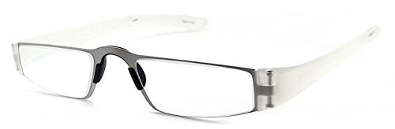 PORSCHE DESIGN (ポルシェデザイン)  P8801 [M] 老眼鏡 (シニアグラス?リーディンググラス) 父の日 母の日 敬老の日 誕生日プレゼントにも [度数+1.0~+2.5] (度数 +1.00)