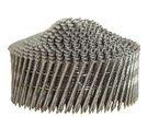吉成産業ステンレス リング釘 ワイヤー連結斜め釘φ2.1×45  400本巻 5巻