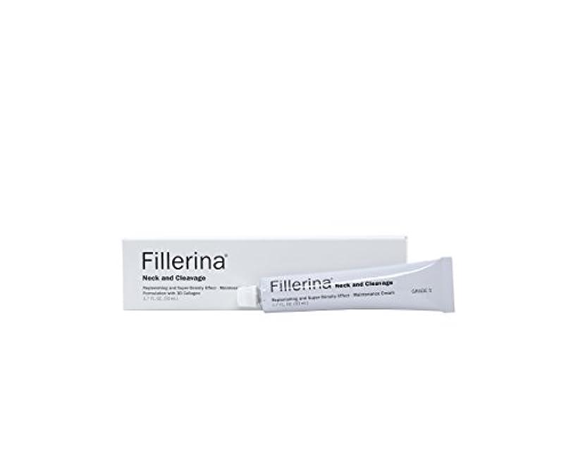バン奇跡的な子孫Fillerina Neck & Cleavage Replenishing & Super-Density Effect - Maintenance Cream - Grade 5 50ml/1.7oz並行輸入品