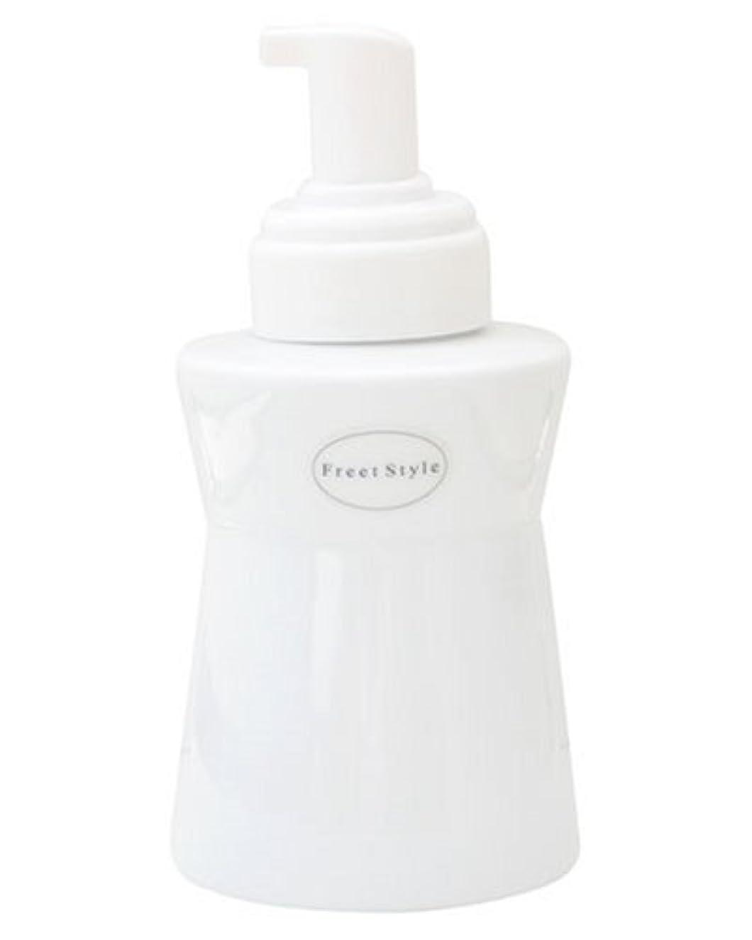測定可能小麦粉うめきフリート ホワイトガーデン フォームポンプ 300ml