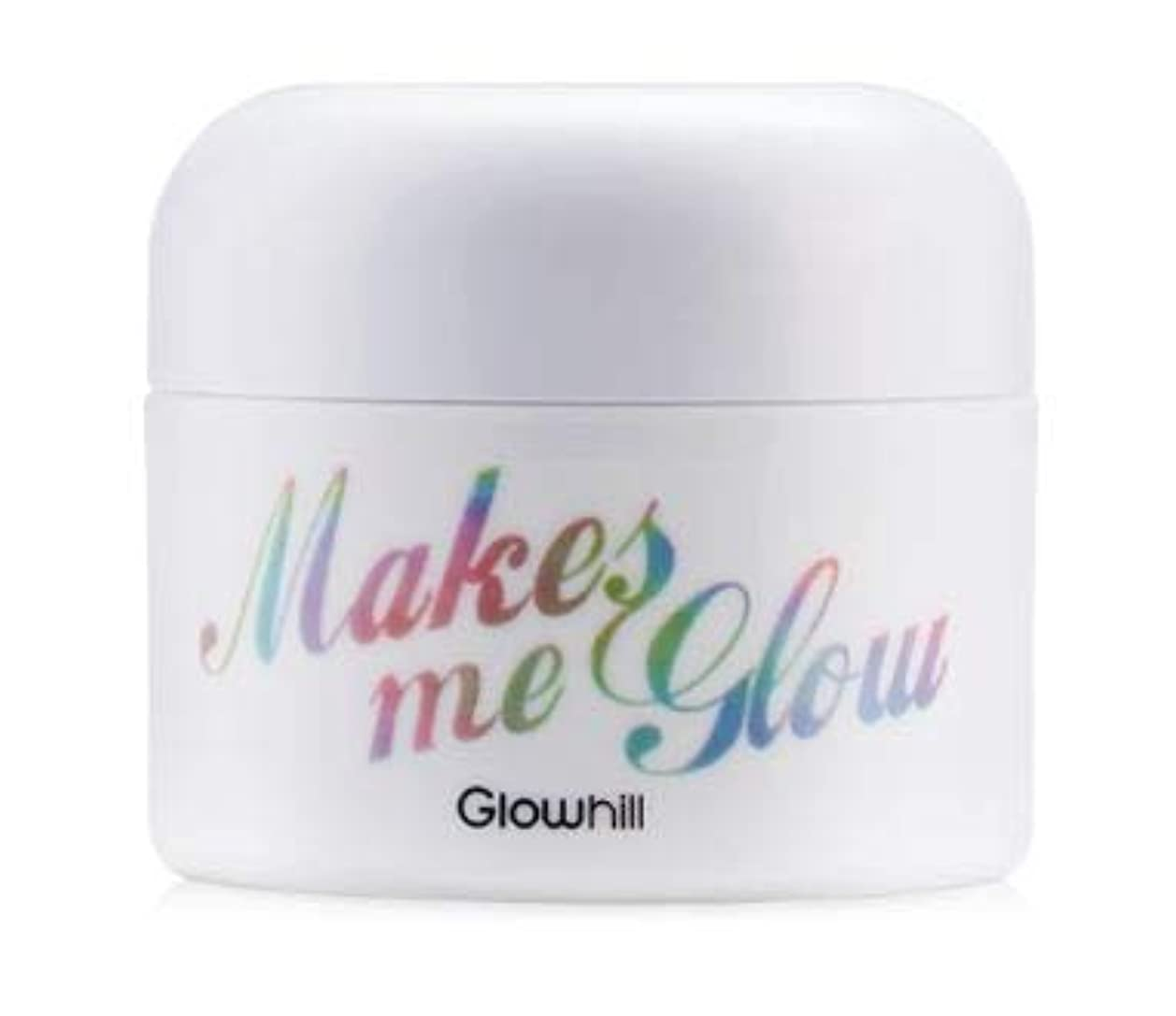 症候群繰り返す葉っぱ[Glowhill] Aurora Whitehole Glow Mask / [グローヒル] オーロラホワイトホールグローマスク [並行輸入品]