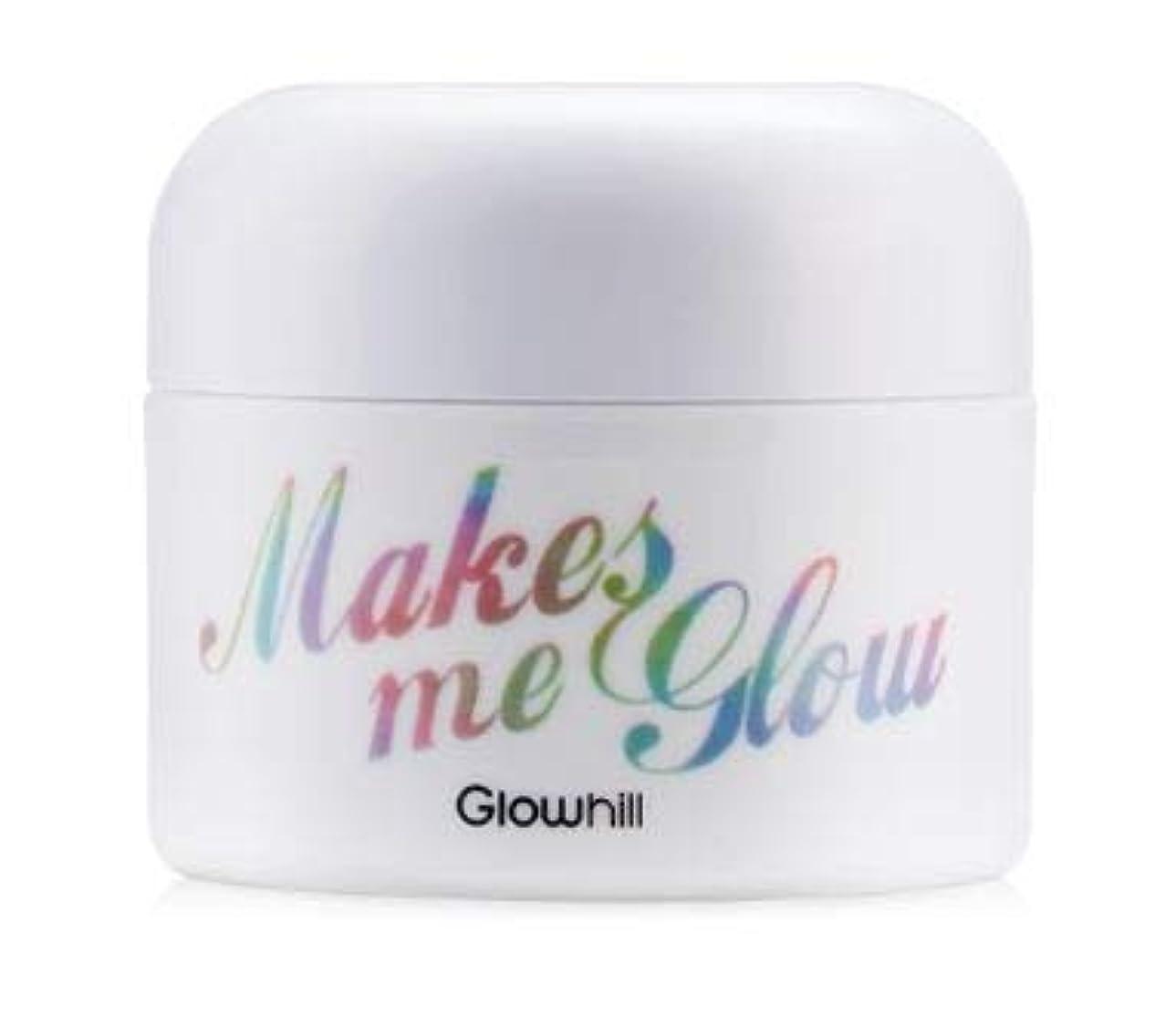 以降見かけ上祖父母を訪問[Glowhill] Aurora Whitehole Glow Mask / [グローヒル] オーロラホワイトホールグローマスク [並行輸入品]