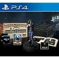 Resident Evil 2 Collector's Edition PS4 メトロエクソダスオーロラ限定版PS4 北米英語版 [並行輸入品]