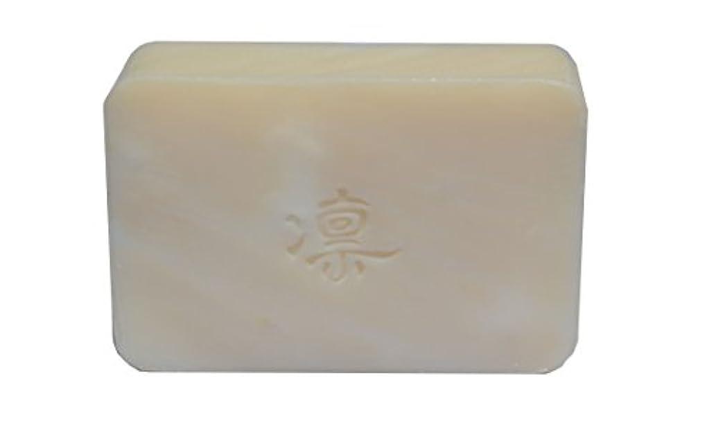 凛 化粧石鹸 《OKETANI HANDS》
