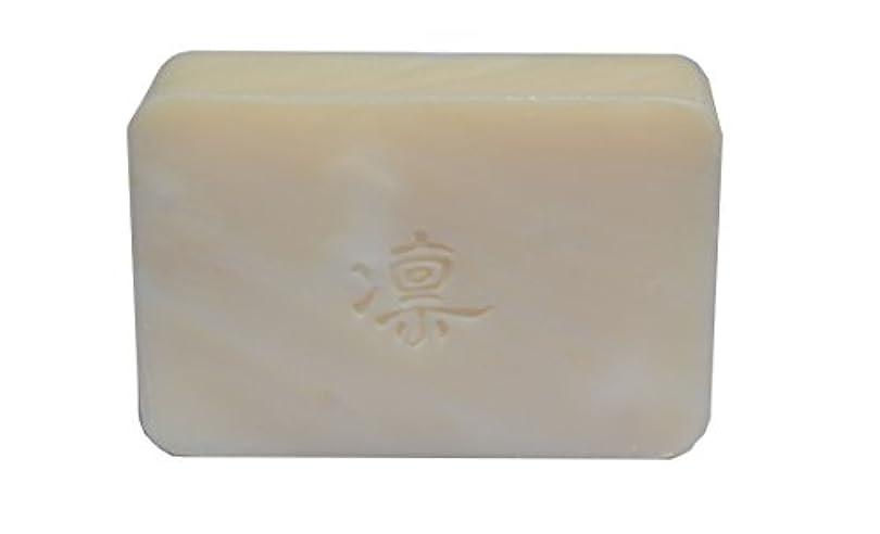 圧縮されたライター同盟凛 化粧石鹸 《OKETANI HANDS》