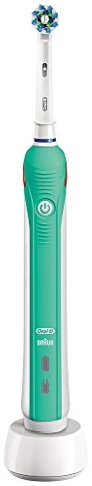 請求可能放牧する人気のブラウン オーラルB 電動歯ブラシ PRO 1000 D205132M GR グリーン