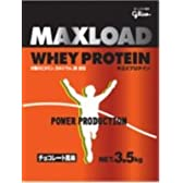 【グリコ パワープロダクション】マックスロードホエイプロテイン チョコレート風味 3.5kg + Morning Flex