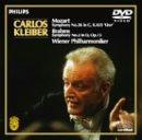 モーツァルト 交響曲 第36番 / ブラームス 交響曲 第2番 [DVD]
